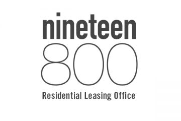 Nineteen800 Residential Leasing Office